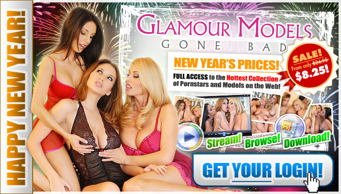 Jennifer White at Glamour Models Gone Bad